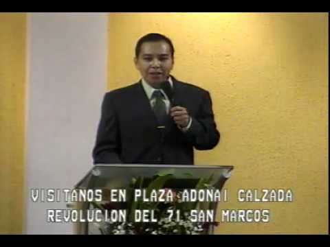 Photo of Pastor de Jovenes Luis Bravo – Regresando a Tu Primer Amor – Ministerios El Renuevo