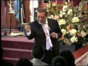 Apostol Sergio Enriquez – Las Cuatro Bestias del Apocalipsis – IV