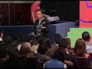 Cash Luna – Ensancha 2012 Jovenes – Actitud para esperarle – #diadelseñor