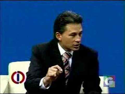 Cash Luna, Entrevista con Haroldo Sanchez de Guatevision - 5 de 6