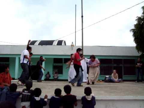 Drama: El Mundo Me Mintio – 1 de 2- Juventud Agua Viva – Sacia Tu Sed – El Tour