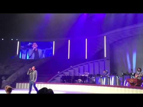 Julio Melgar en Lakewood Church – A Quien Ire
