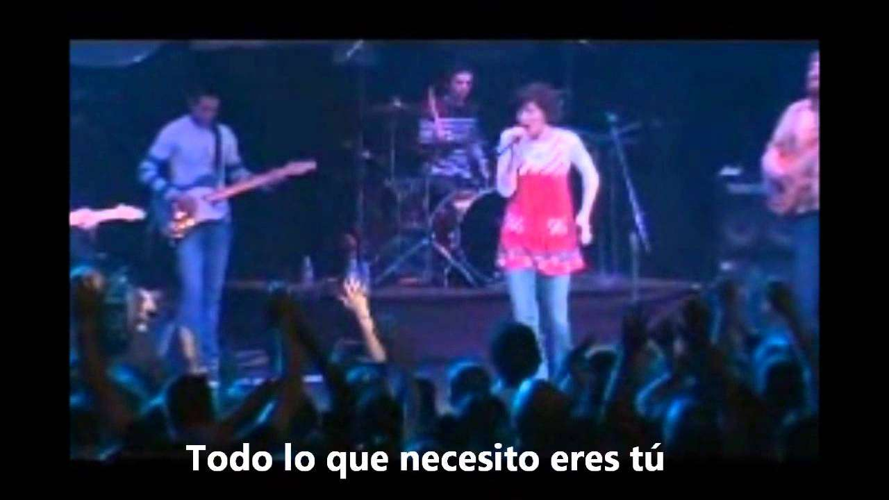 Photo of Kim Walker – Jesus Culture – All I Need Is You – Sub Español