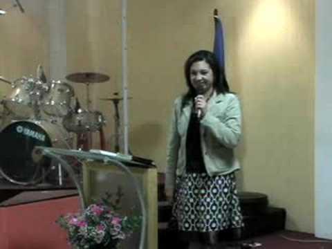 Miriam Lima de Bravo – Conociendo a Dios Como Padre – 2 de 9