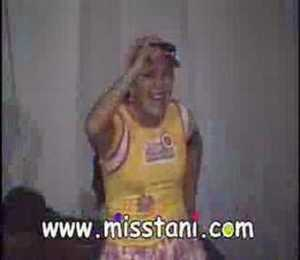 Miss Tani – Presentacion Nino Obediente & Salta Canta