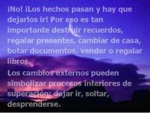 Paulo Coelho – Las Etapas, Cerrando Circulos