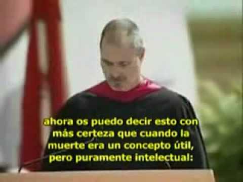 Steve Jobs – Discurso en la Universidad de Stanford – 2 de 2