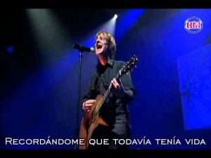 Switchfoot – Yesterday (subtitulado español) [History Maker]