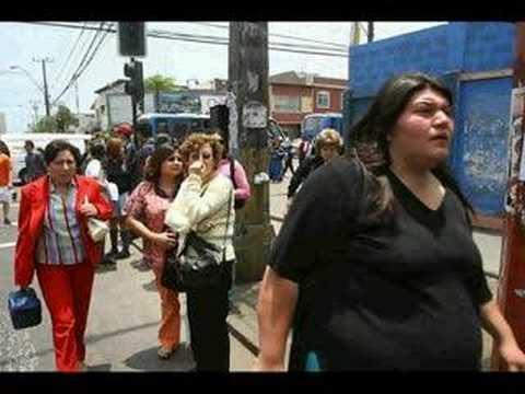 Terremoto en Chile 2007