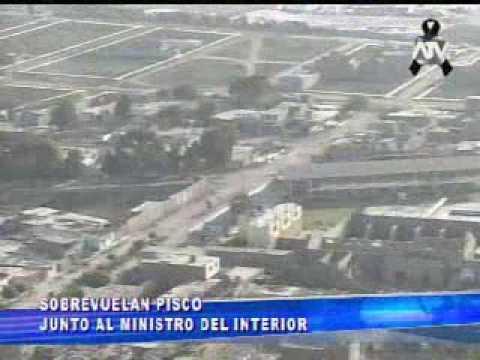 Terremoto En Peru – Video