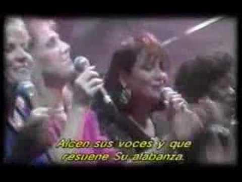 The battle is the Lord - Ron Kenoly - La Batalla es del Señor - Subtitulos en Español - #musicacristiana #cristianos