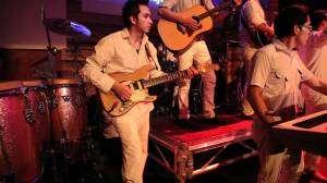 Un inicio electrizante en Ensancha 2011 edición Jóvenes
