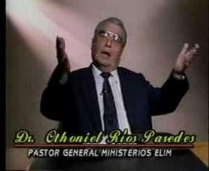 Video: Presentacion Concierto Alabanza – Dr. Othoniel Rios Paredes – 90 s