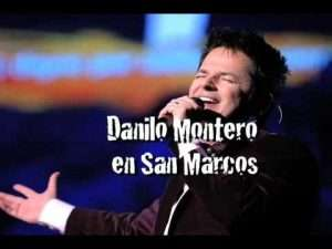 Danilo Montero en Miel San Marcos