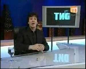 Dante Gebel – DNT El Show 28/Jun/07 2da. Parte