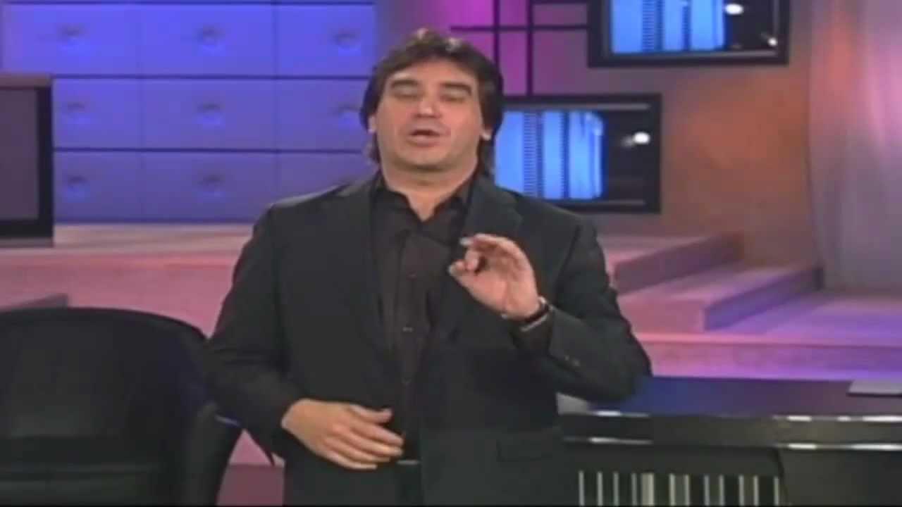 Dante Gebel – DNT El Show 28/Jun/07 4ta. Parte
