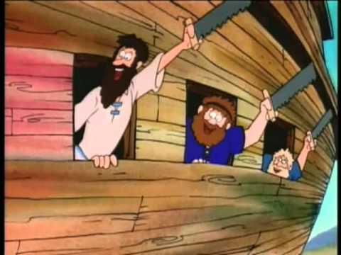 El Arca de Noe – Historias Animadas de la Biblia – #youtube