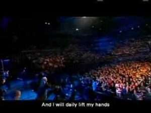 Hillsong – I Could Sing Of Your Love Forever