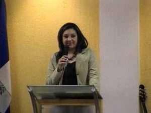 Miriam Lima de Bravo – Conociendo a Dios Como Padre – 3 de 9