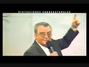 Visitaciones Sobre Naturales, Apostol: Otoniel Rios Paredes