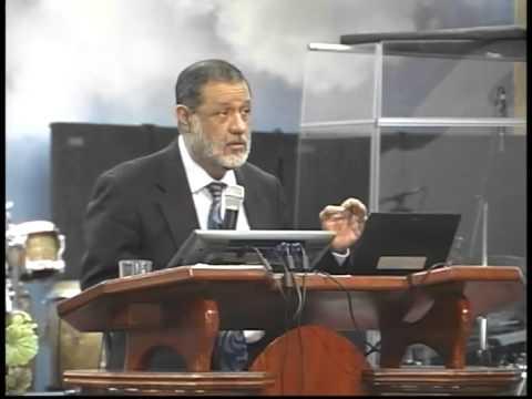 Antes de la Tribulación - Apostol Sergio Enriquez