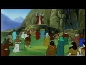 Los Diez Mandamientos – Historias Biblicas para niños
