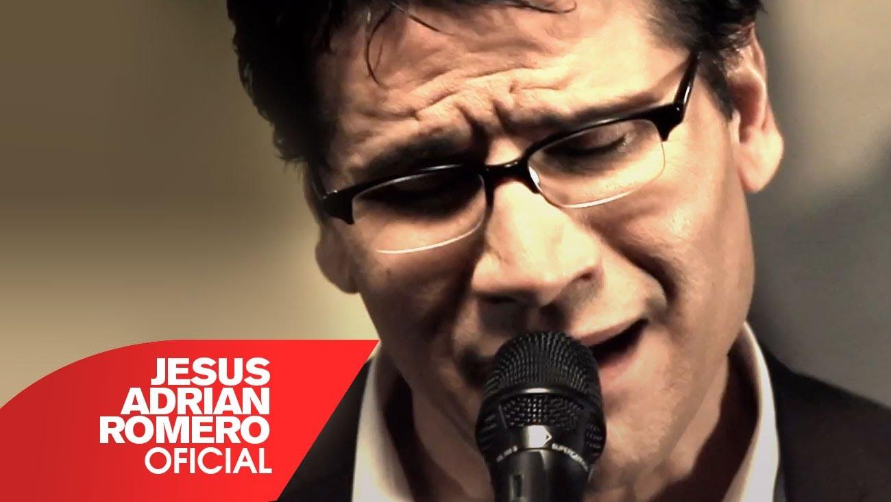 Jesus Adrian Romero - El brillo de mis ojos #musicacristiana