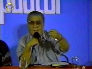 El fin del presente siglo – Apostol Dr. Othoniel Rios Paredes