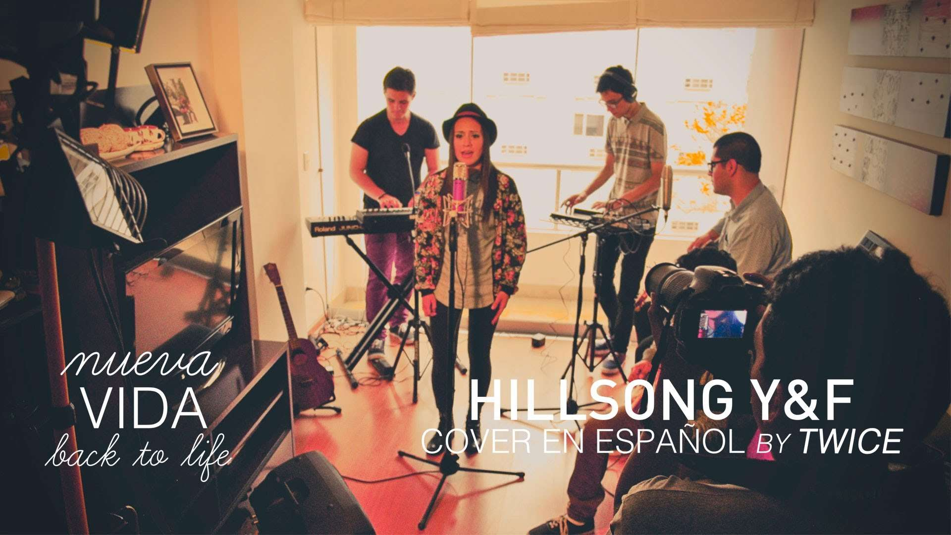 Photo of Hillsong Young & Free – Back to life (cover español by TWICE)