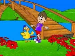 El Patito Juan – Dibujos animados