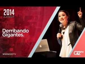 Derribando Gigantes – Sara Castellanos