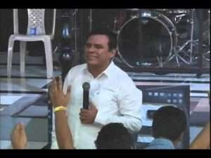 Profeta Julio Melgar – Ministracion profetica