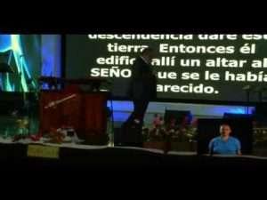 Apostol Sergio Enriquez – Apariciones del Señor