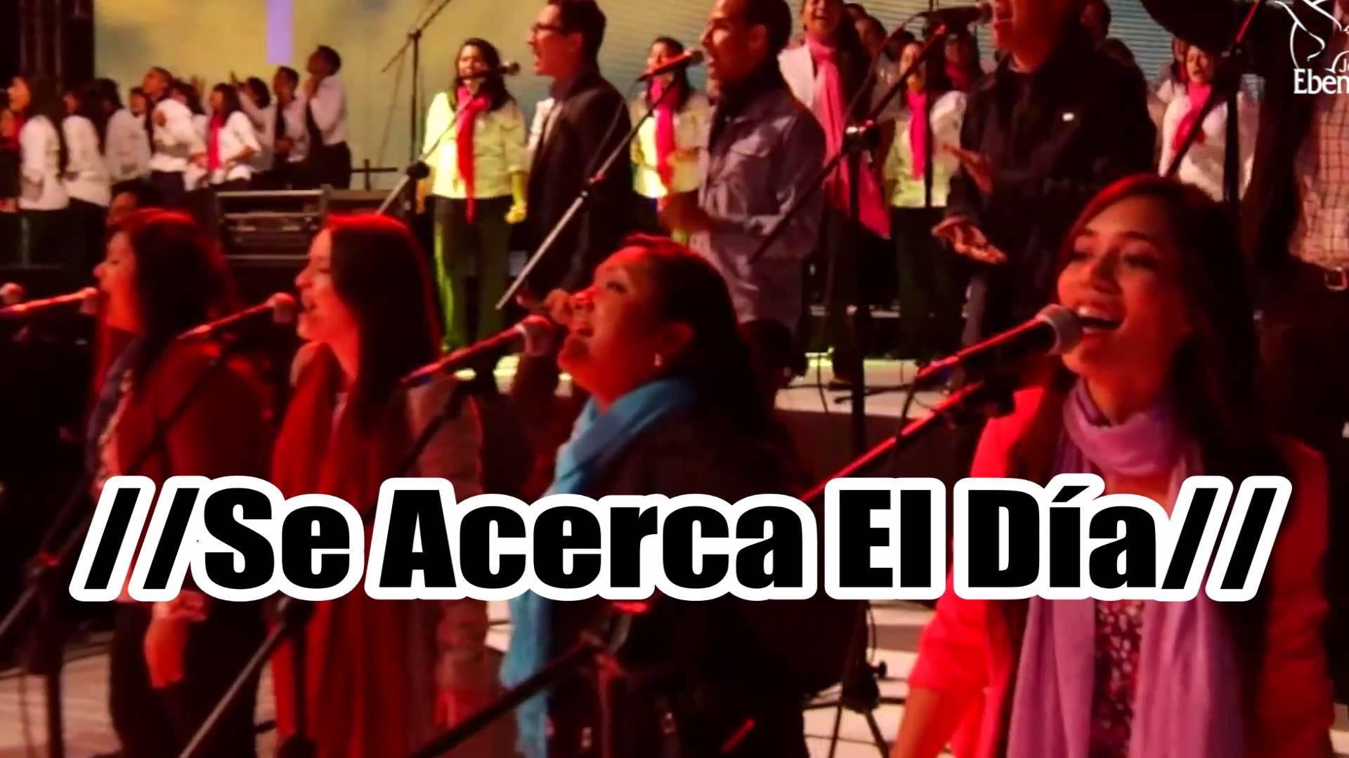 Photo of Se Acerca el día – Jovenes Ebenezer – Altar De Adoracion