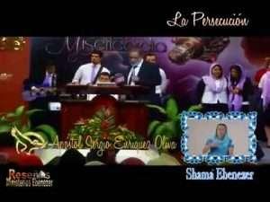 La persecución de la iglesia – Apostol Sergio Enriquez