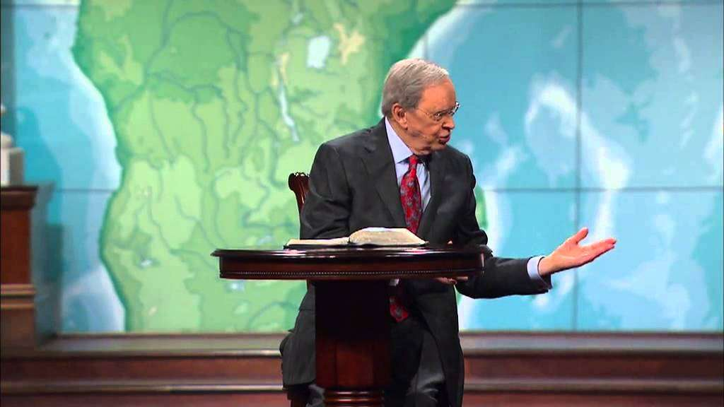 Photo of Nuestro acompañante inseparable – Dr. Charles Stanley