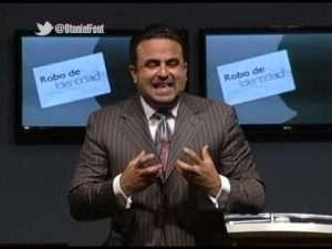 Robo de Identidad – Pastor Otoniel Font