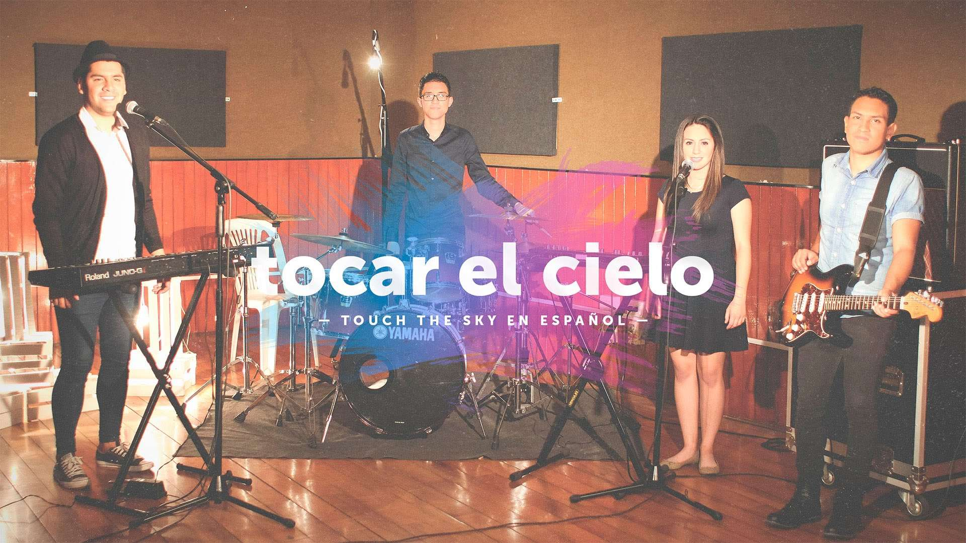 Touch the Sky, Hillsong - Cover Español, Twice