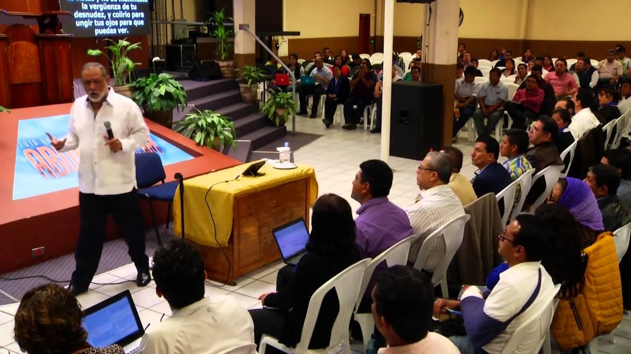 Los Desnudos - Apostol Sergio Enriquez
