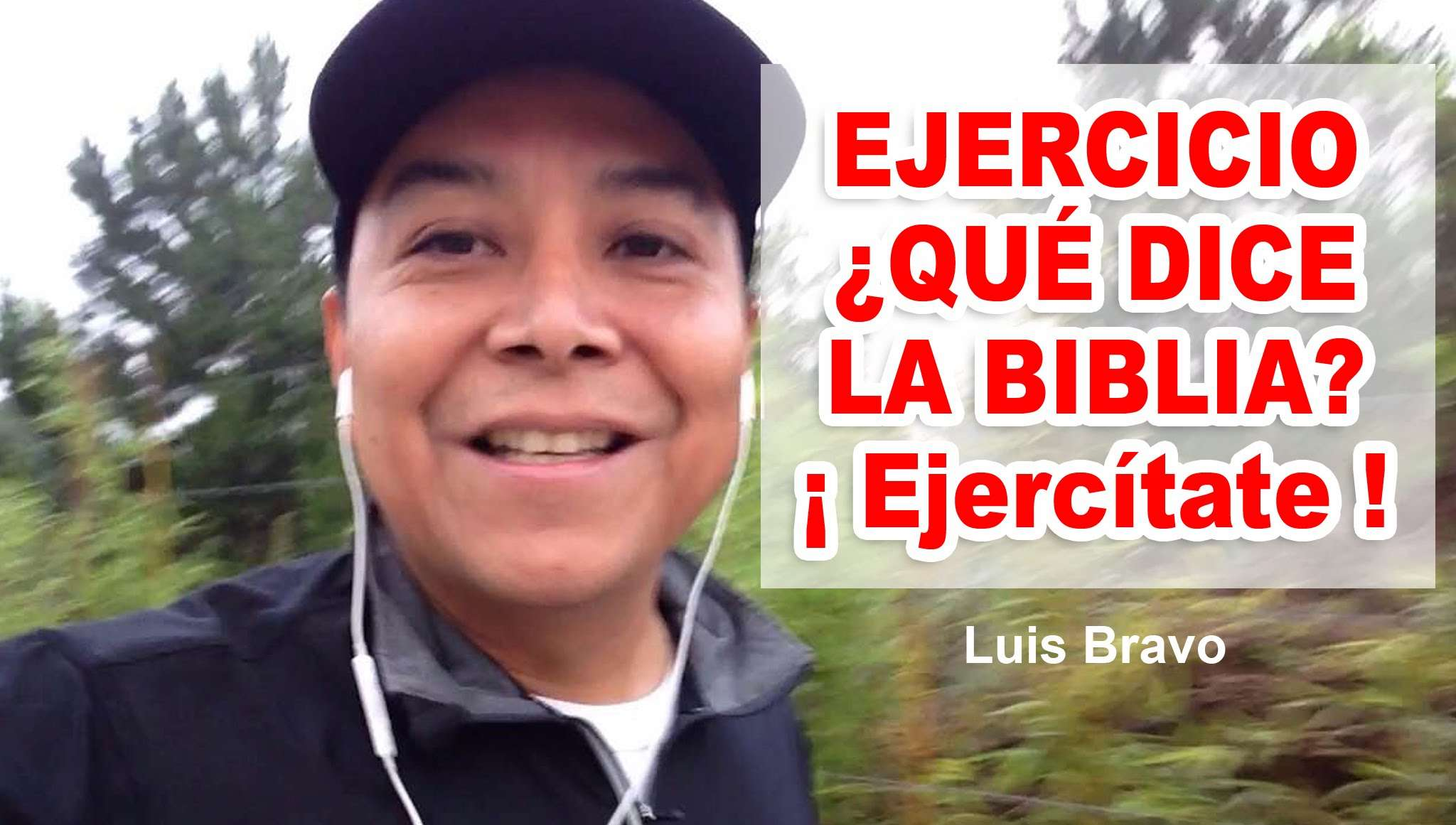 Photo of Ejercicio, ¿Qué dice la Biblia?: ¡ Ejercítate ! – Luis Bravo