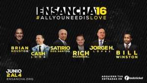 Ensancha 2016 – All you need is Love