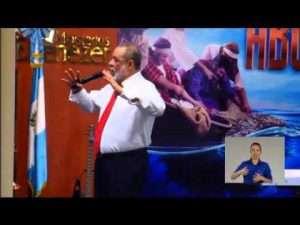 Los días del apocalipsis, Parte III – Apostol Sergio Enriquez