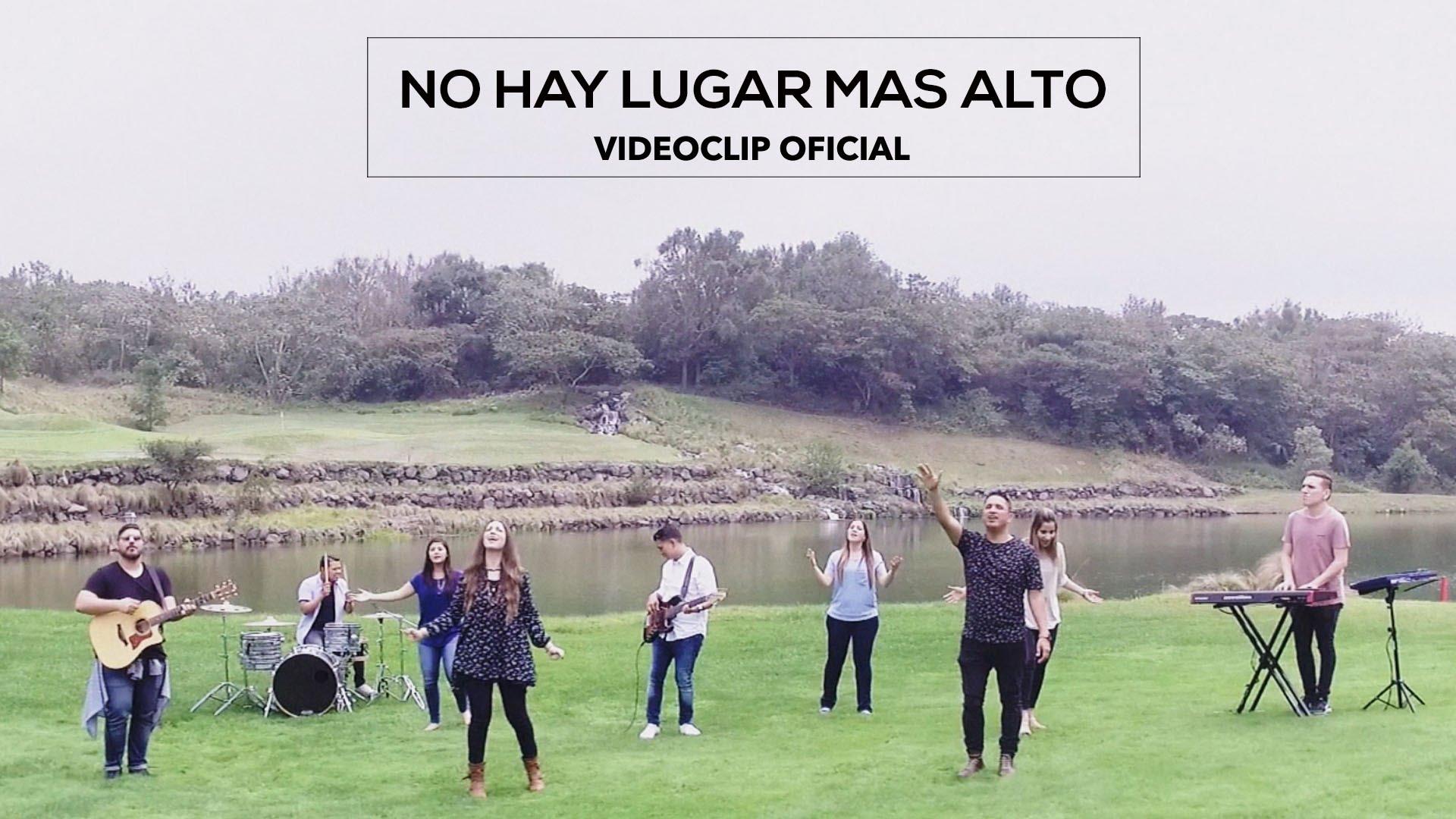 No hay lugar más alto - Miel San Marcos feat Christine DClario