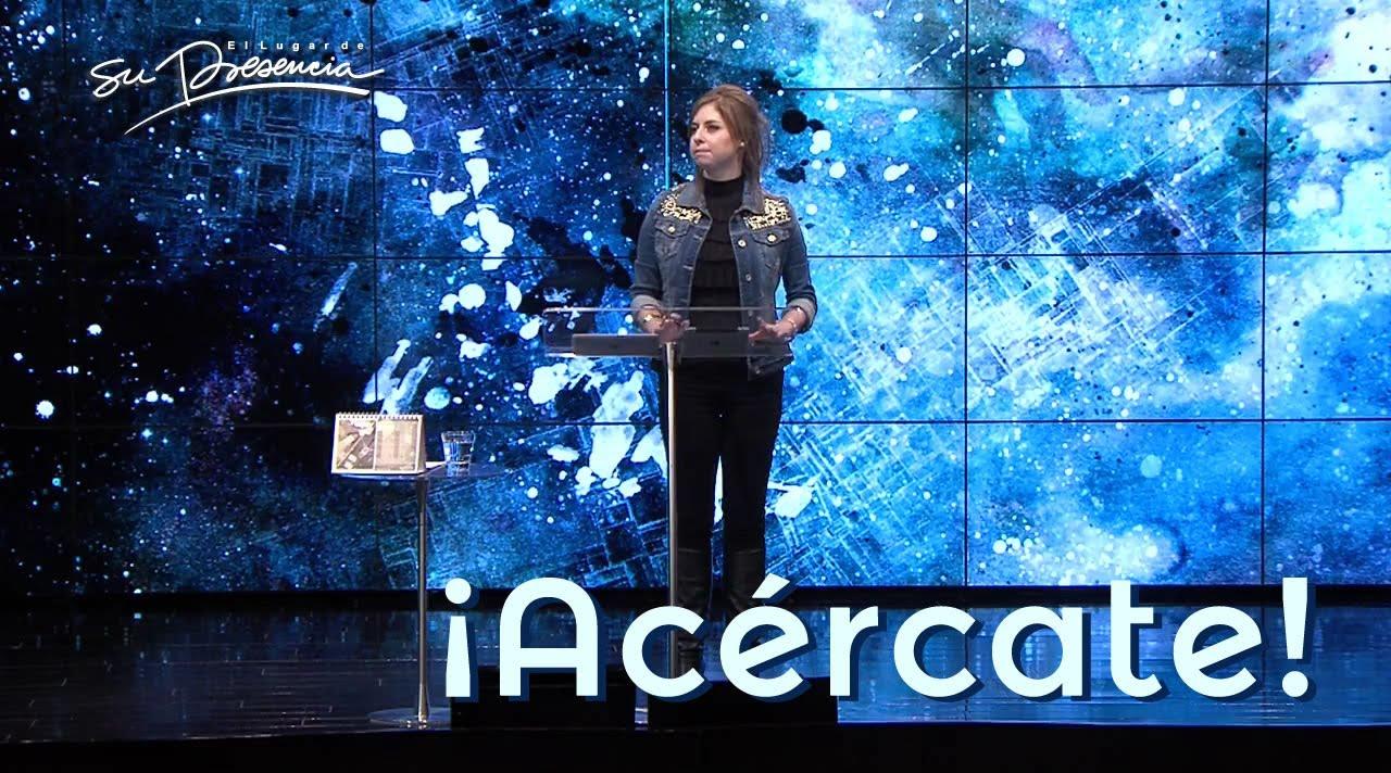 Acércate - Natalia Nieto