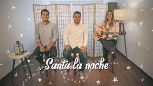 Santa la noche – Twice feat, Jonatán Martínez