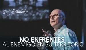 No enfrentes al enemigo en su territorio – Andrés Corson