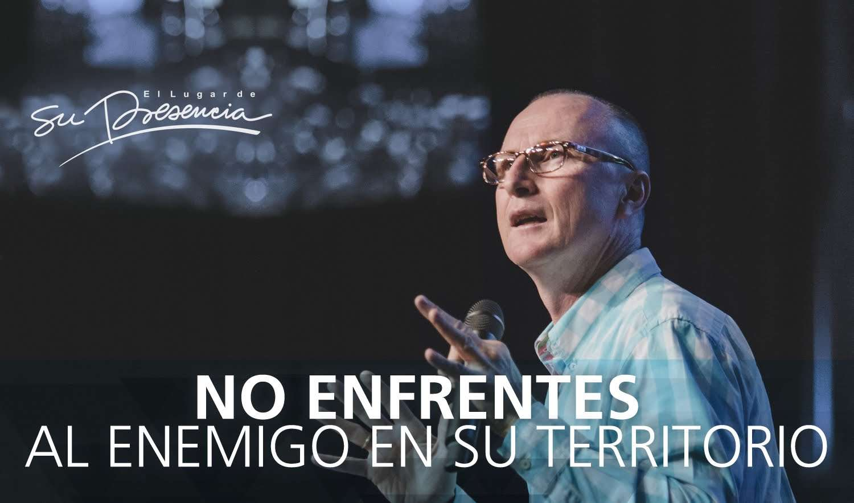 Photo of No enfrentes al enemigo en su territorio – Andrés Corson