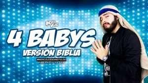 Cuatro Babys (PARODIA) «version BIBLIA»   AndyVlog!