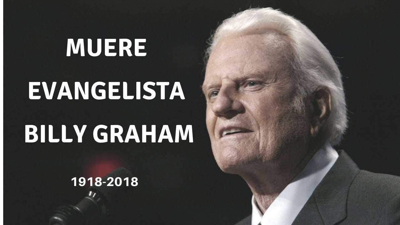 Photo of Billy Graham, resumen de su vida