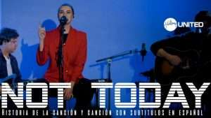 Hillsong United – Not Today
